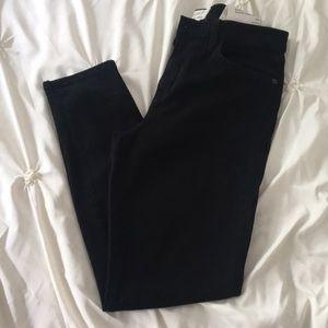Current/Elliot high waist stiletto skinny jeans